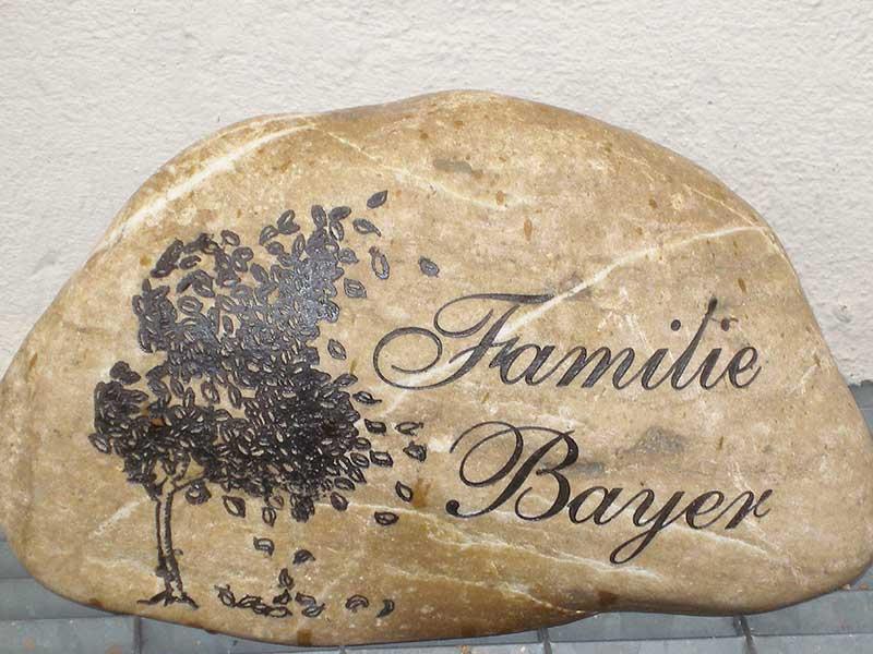 Fotogravuren Herrieden, Fotogravuren Bechhofen, Steinmetzwerkstätte Gessler, Familie