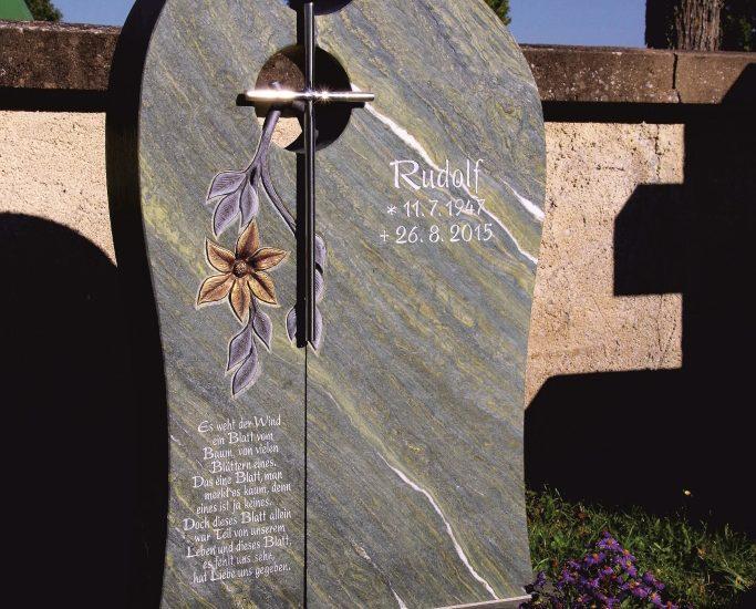 Friedhof Herrieden, Friedhof Bechhofen, Grabmal, Großenried Dorfer Grün, Steinwerkstätte Gessler