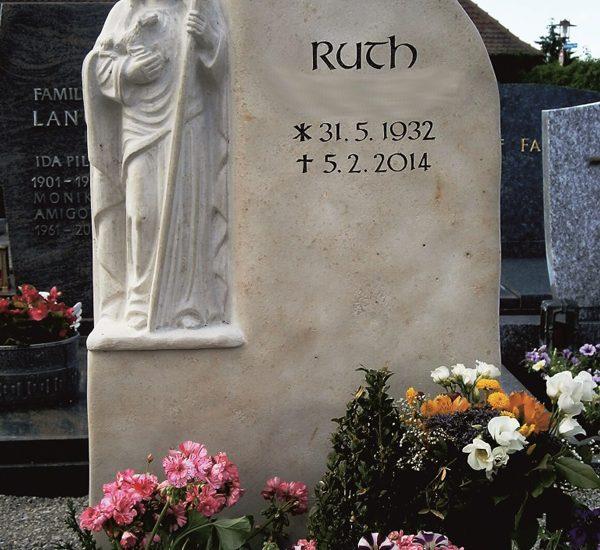 Friedhof Herrieden, Friedhof Bechhofen, Grabmal, Jura Bechhofen, Steinwerkstätte Gessler