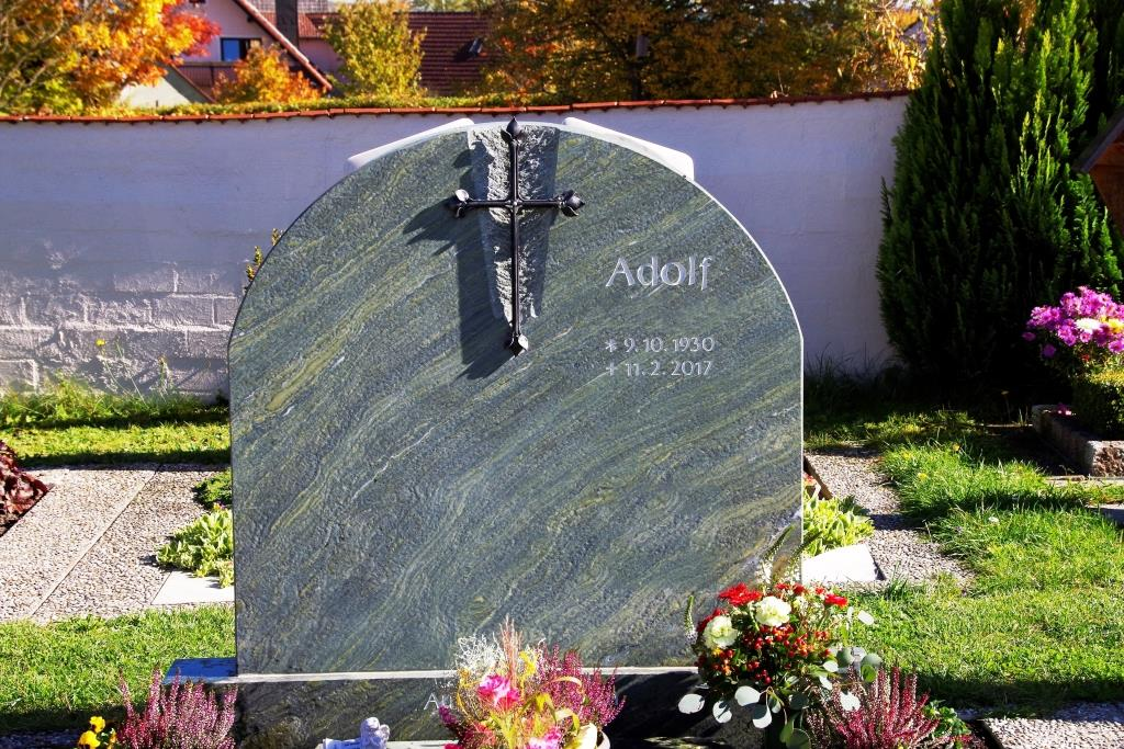 Friedhof Herrieden, Friedhof Bechhofen, Thann, Steinwerkstätte Gessler